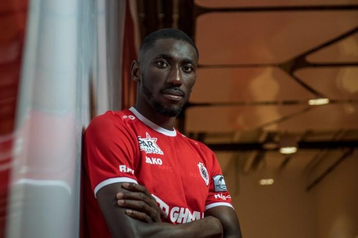 Antwerp-aanvaller vindt nieuwe club in het Midden-Oosten