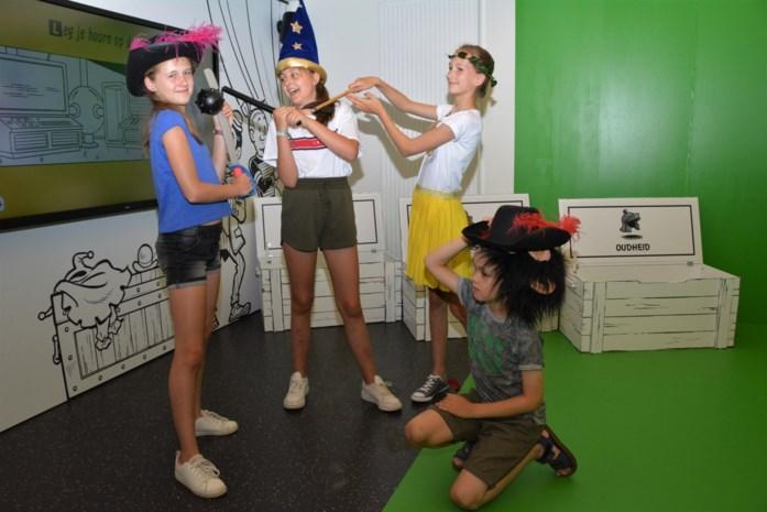 Suske en Wiske Museum heropent met nieuwe, interactieve striptoer