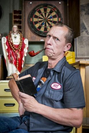 """Joost Van Hyfte trapt Verklapt af: """"Ik arriveer eerst, en vertrek laatst"""""""