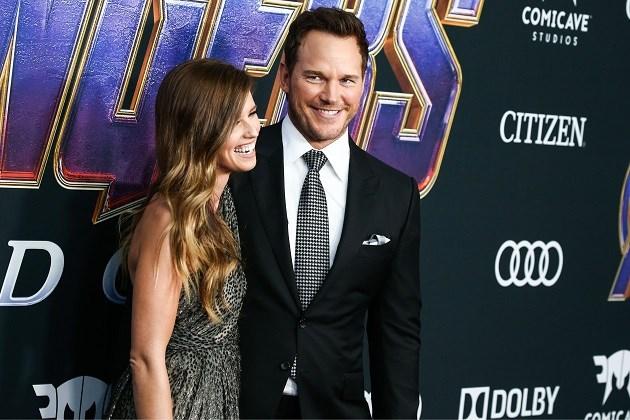 Chris Pratt gaat met de billen bloot op Instagram