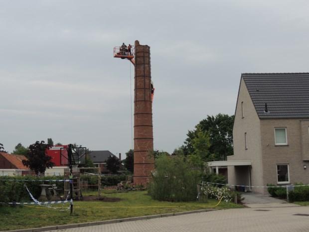 Oppositie kritisch over afbraak van schoorsteen melkerij De Stroobloem