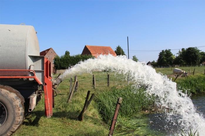 Provincie Antwerpen gaat captatieverboden uit waterlopen selectiever doorvoeren