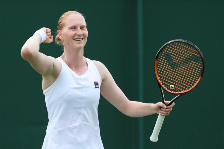 De Belgen op Wimbledon: Elise Mertens maakt indruk, ook Alison van Uytvanck wint en treft nu de nummer één van de wereld
