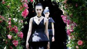 Dior creëert duister wonderland in Parijs