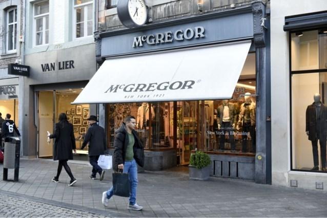 Modemerk McGregor binnenkort terug te vinden in de Belgische winkelstraten