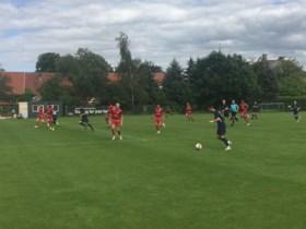 Antwerp blijft opnieuw op gelijkspel steken tegen Duitse derdeklasser