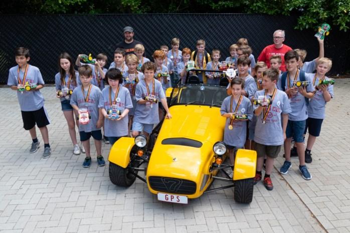 Sint-Jozefinstituut maakt kinderen tijdens vakantie warm voor technisch onderwijs