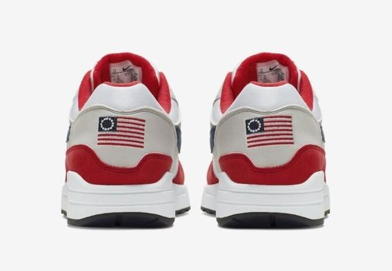 Nike slaat de bal mis met sneakers voor Amerikaanse onafhankelijkheidsdag