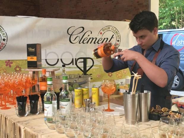 Thomas Timmermans verkozen tot beste barman van België