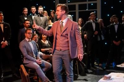 Wonderlijk Speel mee in 'The Great Gatsby': voorstelling vermomt zichze KL-03