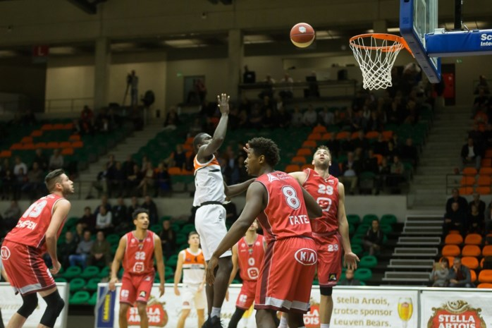 Senegalese center Ibrahima Fall Faye naar Telenet Giants Antwerp