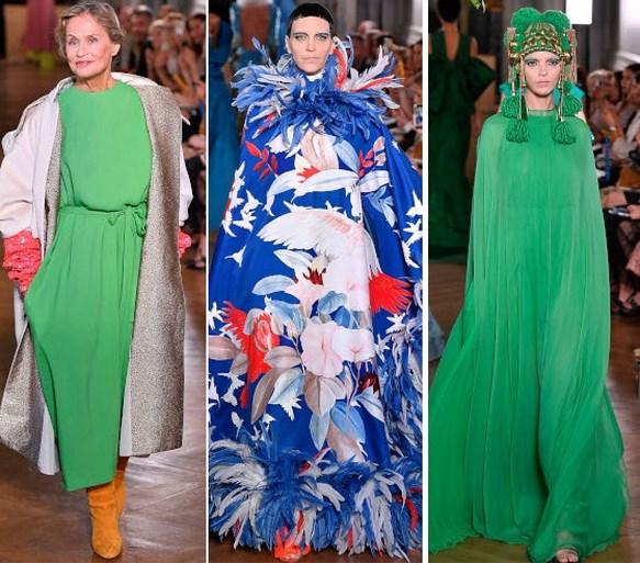 Dit waren de hoogtepunten van de Parijse coutureweek