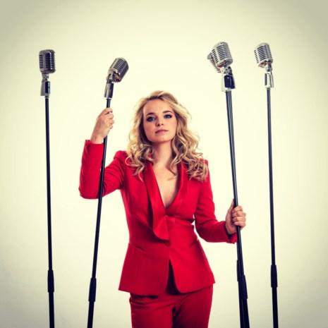 Musicalster-in-wording Lotte Stevens keert even terug naar Geel voor aftrap van concertreeks