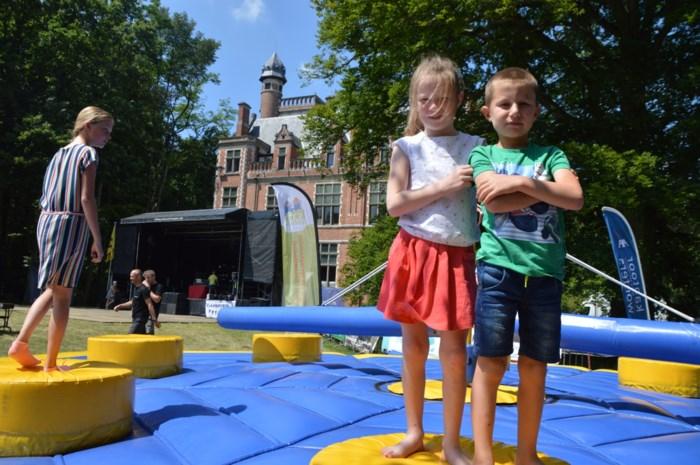 Vlaamse kindernamiddag trapt Parkplezier op gang