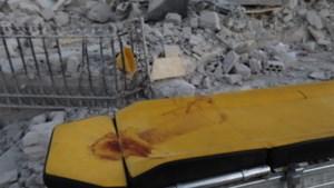 Dertien burgers gedood bij luchtaanvallen in Syrië
