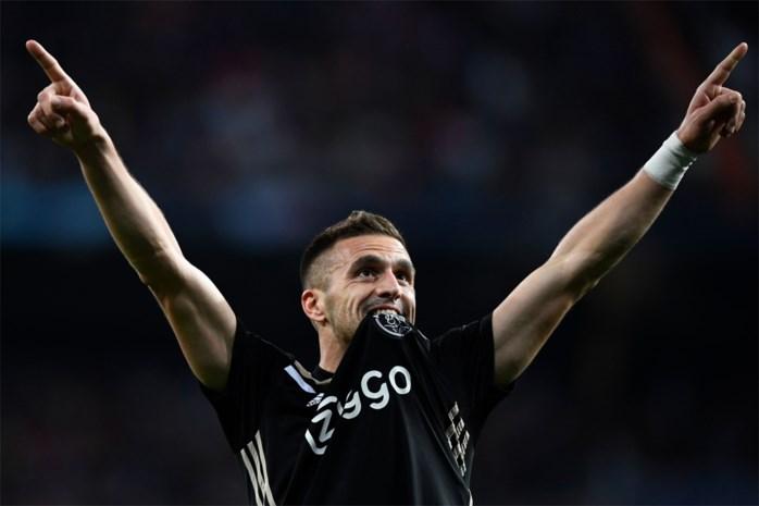Tadic lijkt carrière bij Ajax af te sluiten, aanvaller verlengt contract met zeven jaar
