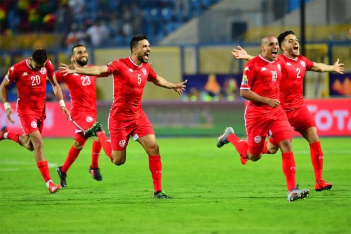 Tunesië heeft strafschoppen nodig voor plek in kwartfinale Afrika Cup