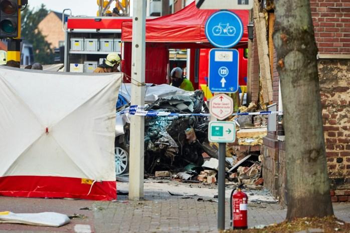 Lachgaspatronen gevonden in auto na fatale crash in Kortessem