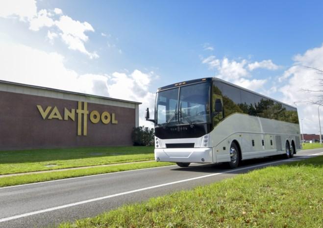 Van Hool bouwt meer bussen in Skopje dan in Lier