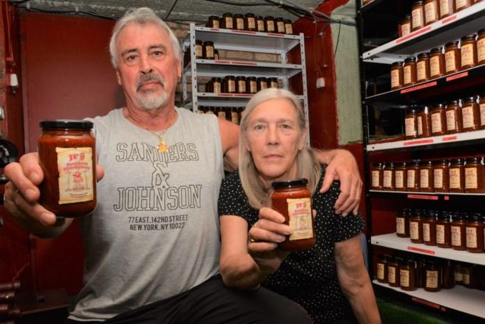 Tweehonderd jaar oude tomatensaus ligt opnieuw in de winkel