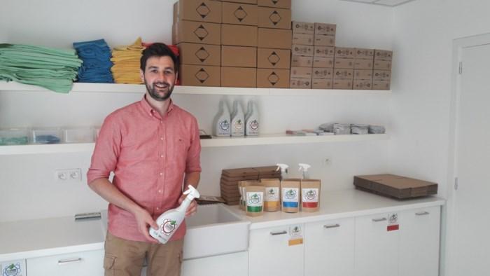 EcoPods: schoonmaakmiddelen in capsulevorm voor proper huis én milieu
