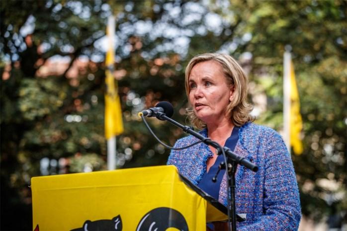 Klassieke N-VA-thema's in eerste 11-juli-speech van Homans als Vlaams minister-president