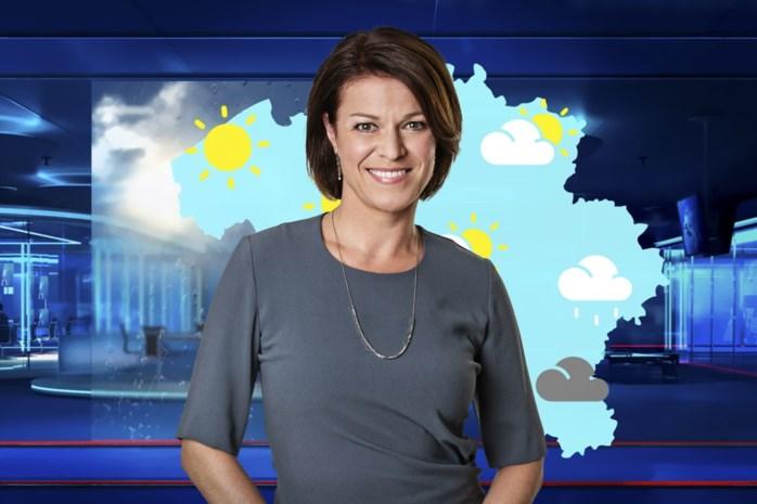 VTM-weervrouw Jill Peeters pleit voor andere benaming: 'klimaatstoring' in plaats van 'klimaatopwarming'