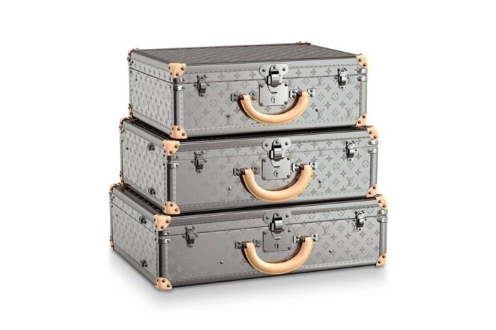 Nieuwe Vuitton-koffer? Da's dan 37.000 euro … voor de kleinste