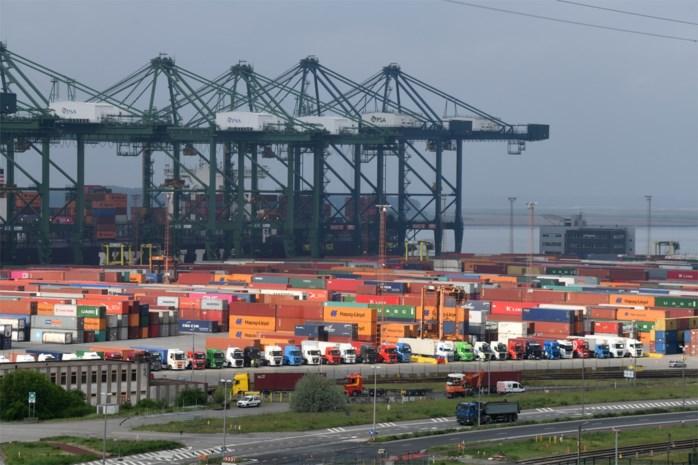 Ruim 260.000 euro terugbetaald aan bedrijven die gecombineerd vervoer kiezen