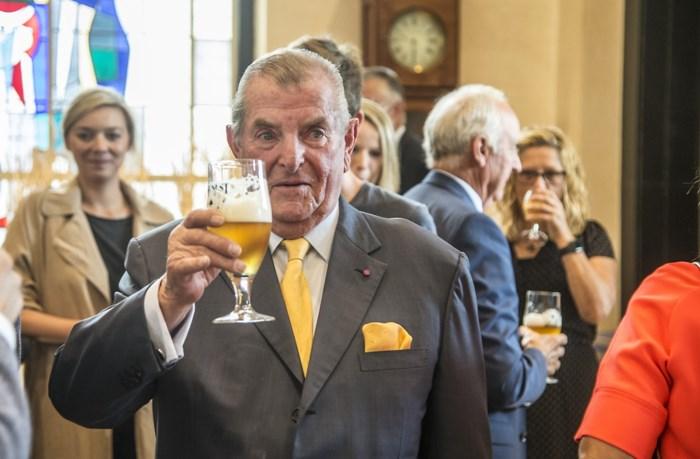 """Turnhout eert ondernemer Vic Swerts: """"Soudal blijft in deze stad, want ik ben de baas"""""""