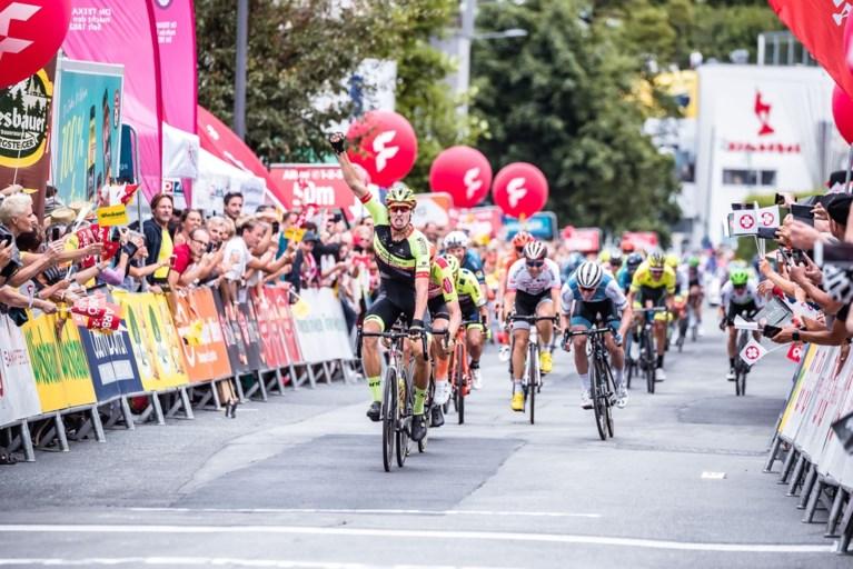 Ben Hermans houdt stand als leider in Ronde van Oostenrijk, Steimle boekt tweede ritzege
