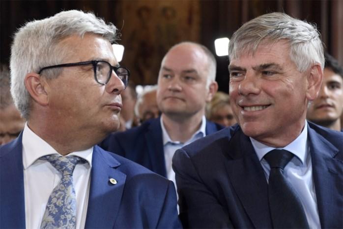 Dewinter volgt Van Dijck op als voorzitter van Vlaams Parlement, Groen dringt aan op snelle voorzitterswissel