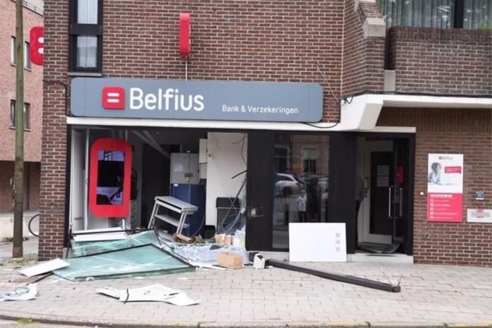 Ramkraak in Belfiuskantoor in Halen: veel schade