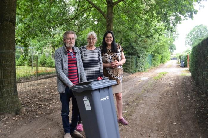 """Huizen onbereikbaar voor vuilniswagen: """"Wij hebben ook recht op een goede dienstverlening"""""""