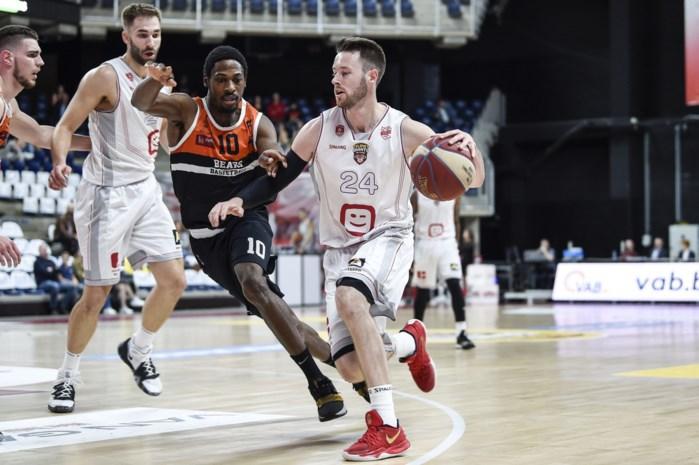 Kalinoski en Akyazili verlaten Telenet Giants Antwerp