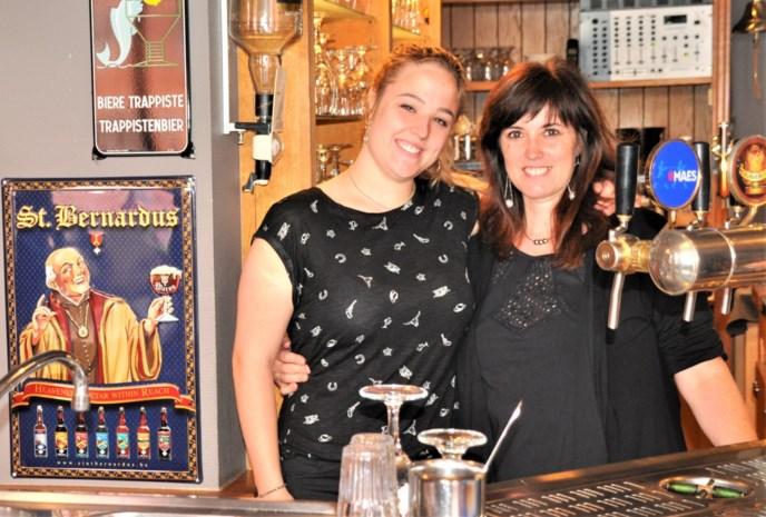 Sinda Heymans en dochter Chloe nemen De Bierhoeve over