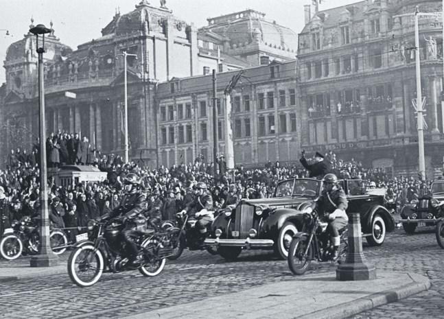 Achterkleinzoon Winston Churchill komt naar Bevrijdingsfeesten