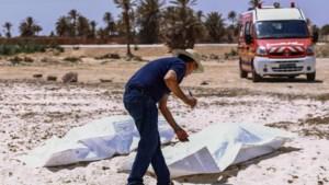 Tunesische kustwacht bergt 38 lichamen uit Middellandse Zee