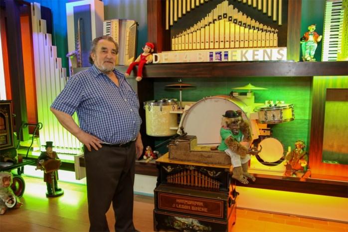 5 zomertips in Westerlo: het orgel van De 14 Billekens in het Draaiorgelmuseum