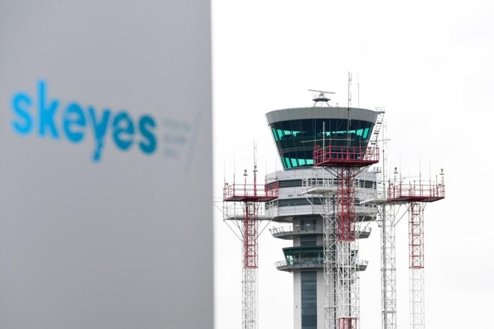 Vliegverkeer boven België vrijdagnacht beperkt door te veel zieke luchtverkeersleiders