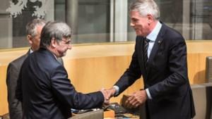 """Wilfried Vandaele benoemd tot parlementsvoorzitter: """"De voorbije dagen waren slopend"""""""