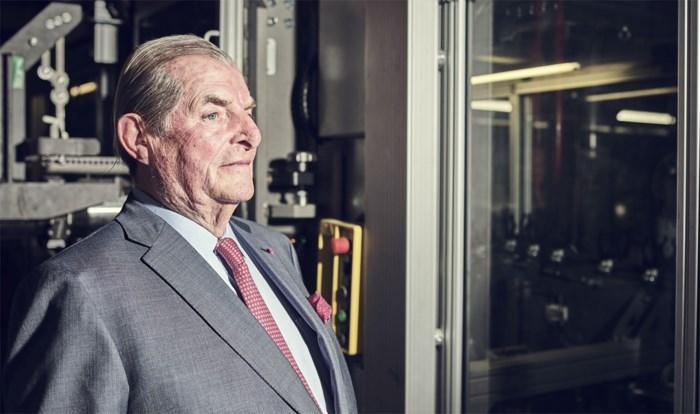 """INTERVIEW. Vic Swerts (79) over zijn geesteskind: """"Ik wil Soudal niet verkopen. Wat zou ik met dat geld moeten doen?"""""""