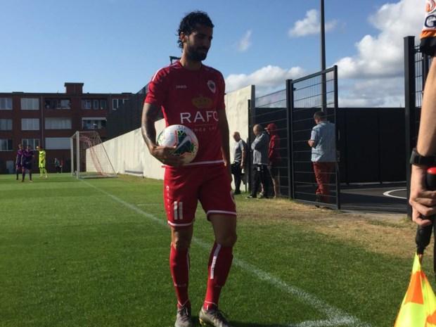 Antwerp blijft op scoreloos gelijkspel steken tegen Valenciennes