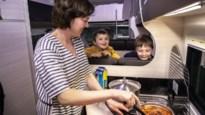 """Met de mobilhome en twee kinderen door België: """"Ik heb het geheim van Manneken Pis ontdekt"""""""