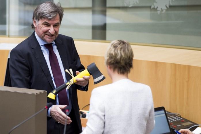 Wilfried Vandaele voorgedragen als voorzitter Vlaams Parlement, als vervanger van Kris Van Dijck