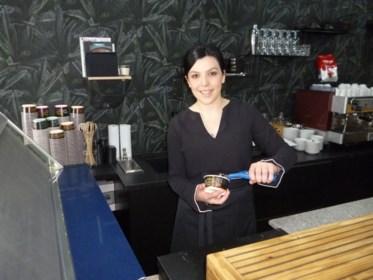 Willebroekse met Macedonische roots opent Italiaans ijssalon