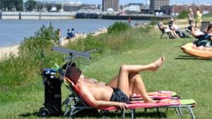 Temperaturen klimmen weer boven de 30 graden: tropische zaterdag