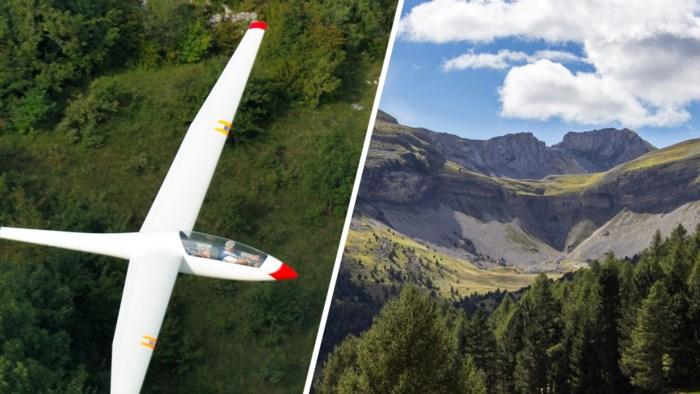 Belg (64) komt om het leven bij crash van zweefvliegtuig in Franse Alpen