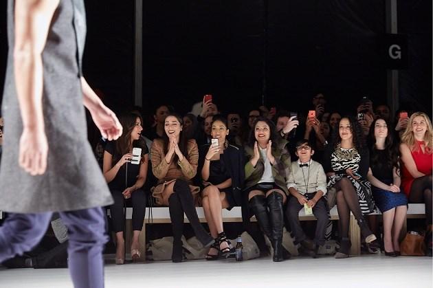Londense modeweek is de eerste waarvoor je gewoon tickets kunt kopen