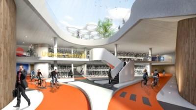 Fietsenstalling onder station met 12.500 plaatsen: kan Antwerpen wat leren van Utrecht?